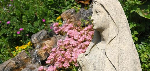 Your Mary Garden and God's Promises Fulfilled