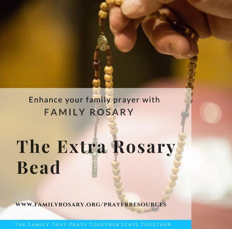 extrarosarybead